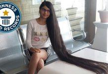 най-дълга коса