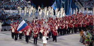 Русия на олимпийските игри в Токио