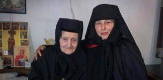 Най-възрастната монахиня