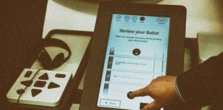 машини за гласуване обществена поръчка