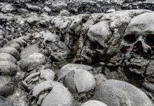 черепи на ацтеките