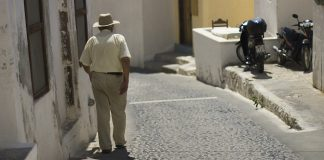 гръцките пенсионери