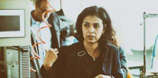 Ваня Григорова в полицията