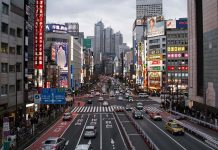 Япония автомобили на бензин