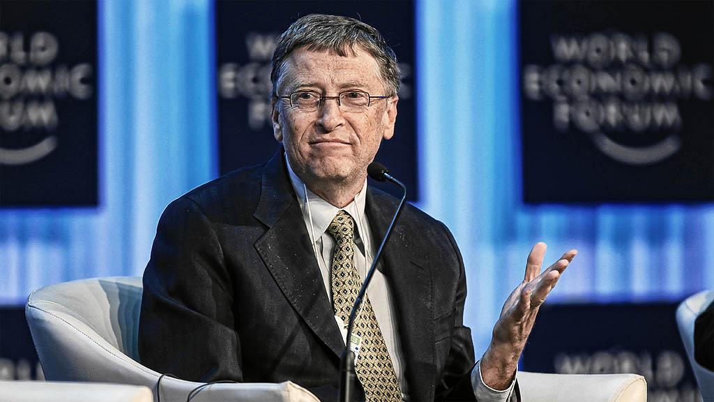 Гейтс конспиративни теории