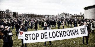 протести Нидерландия