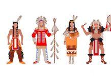 Виц индианците