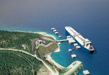 Хърватският газов терминал