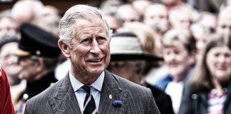 Принц Чарлз крал