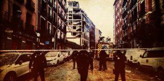 загиналите Мадрид