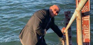 водната криза по морето