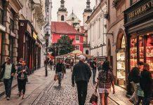 ресторанти Чехия