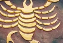 Притча зодия Скорпион