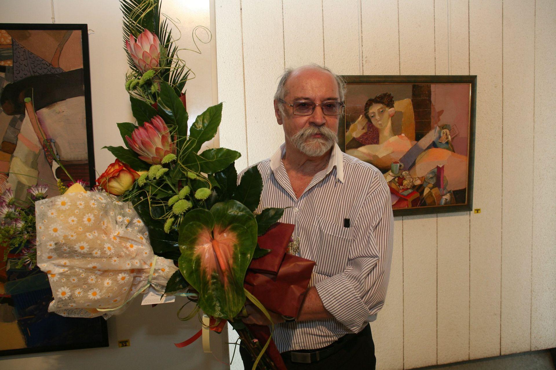 Художникът на Борисов и Вучич: Хейтъри, не съществувате, рисувал съм Фандъкова и Гунди (СНИМКИ)