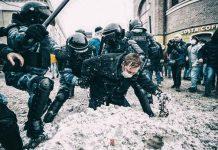 протести Навални