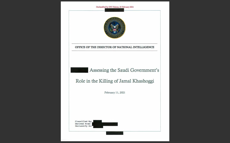 Разсекретеният доклад: Принц Салман е одобрил убийството на Хашоги