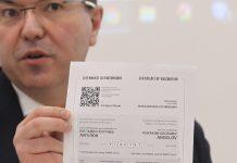 Сертификат за имунизация