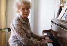 сто годишна пианистка