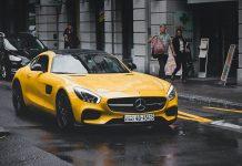 Mercedes раздели бизнеса