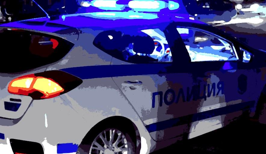 полицаи от Пловдив