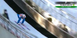 скиор ски скок