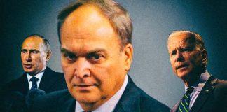 Руският посланик във Вашингтон