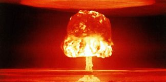 Европа ядрени бомби