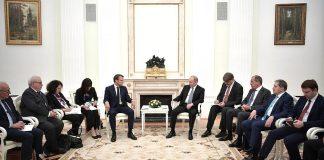 Русия Франция дипломати