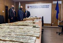 фалшиви евро и долари