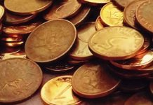 жълти стотинки