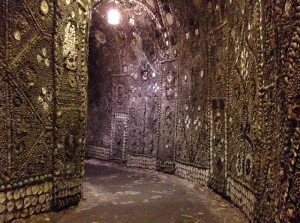 Пещерата от черупки в Маргейт остава неразгадана мистерия