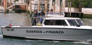 трафик Италия