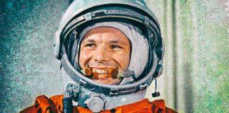 марки с космонавти