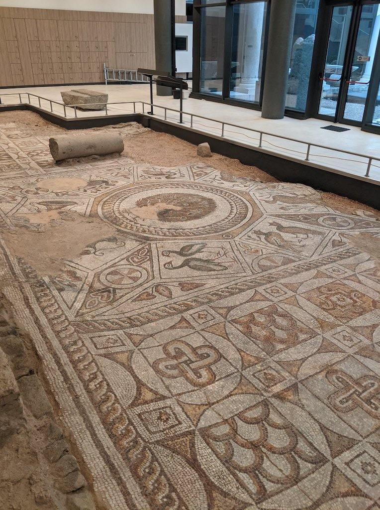 Камъче по камъче за 6 години реставрираха базиликата на Филипопол (Видео)