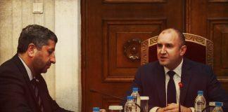 Христо Иванов на консултациите: Трудно може да претендираме за мандат! Подкрепа за ИТН