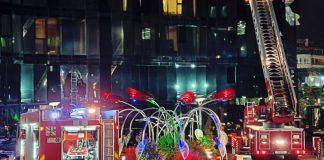 Пожар столичен хотел