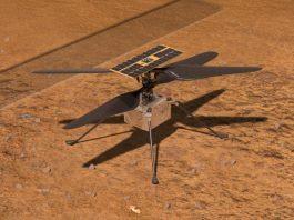 хеликоптер Марс