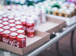 цените на Coca-Cola