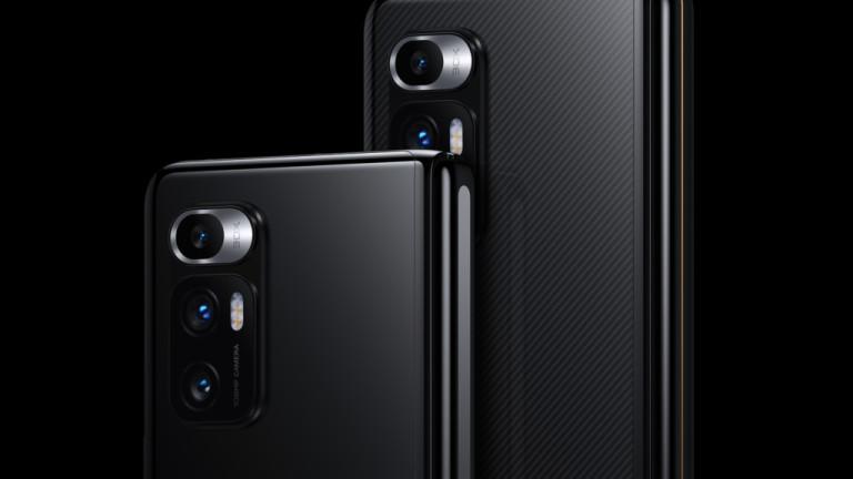Xiaomi Mi Mix Fold - новият флагман на китайската компания