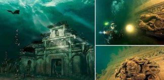 китайската атлантида