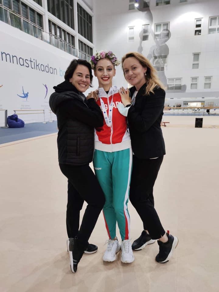 Ансамбълът ни със злато на световната купа в Баку
