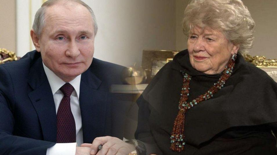 Съветничка на Рейгън поиска руско гражданство от Путин по телевизията