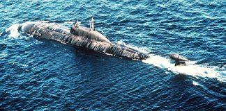 подводници с ядрено захранване