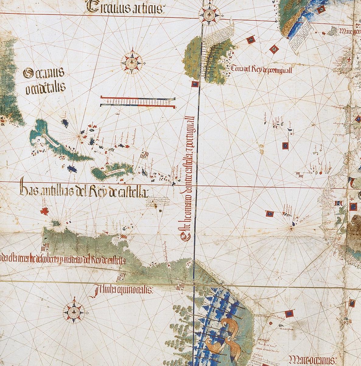 Шпионинът, който открадна картата на Новия свят