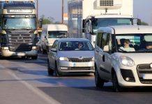 трафик към София