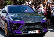 Lamborghini Mansory