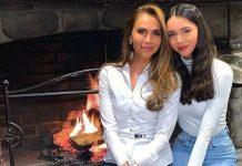 Дъщерята на Ивайла Бакалова
