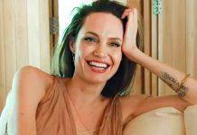 Анджелина Джоли години