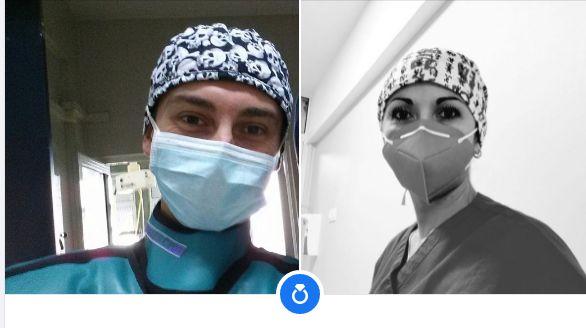"""Мрежата прегря! Лекар от """"Пирогов"""" предложи брак на любимата си в операционната (ГАЛЕРИЯ)"""