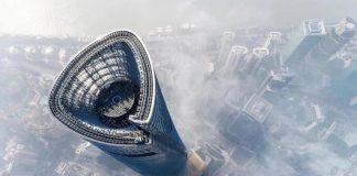 Най-високият хотел в света
